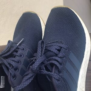 adidas Shoes - Adidas NMD r2 navy blue size 7